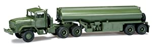 Comercio internacional herpa 1/87 M931 6 x 6 5-Ton Truck Tractor and Tank Truck (Japan Import)