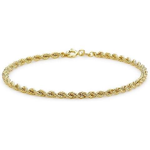 IBB 1.22.0171 - Pulsera de mujer de oro amarillo (9k)