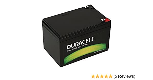 Duracell Car Battery Review >> Duracell Original Dr12 12 Valve Regulated Lead Battery 12v 12ah Replaces Rbc4 Gp12120f2 Lsla12 12 Lc Ra1212pg1 Np12 12 V143201