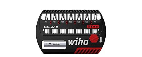 Wiha Bits, BitBuddy TY-Bit; PZ, 29 mm, für alle Arten von Schrauben