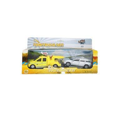 Speelgoed 510703 - Auto Abschlepp mit Volvo