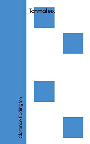 Tanmateix (Catalan Edition) por Clarence Eddington