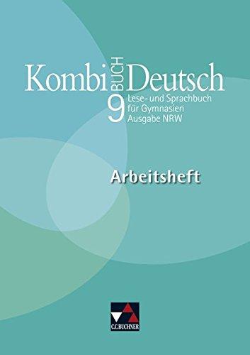 Kombi-Buch Deutsch - Ausgabe N / Kombi-Buch Deutsch NRW AH 9, Buch