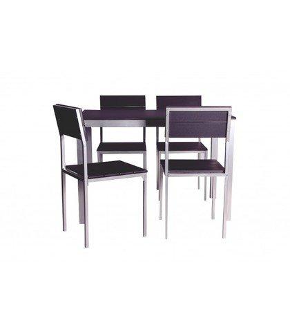 Conjunto de mesa + sillas para cocina