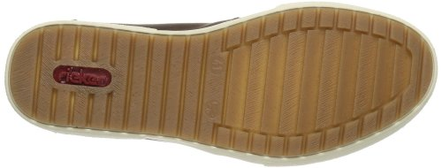 Rieker F8013, Chukka uomo marrone (Braun (marron/mogano 27))
