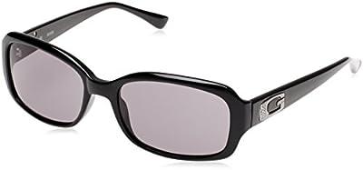 Guess GU7203, Gafas de Sol para Mujer, Negro (Nero), 57