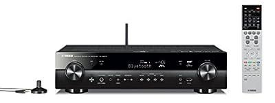 Yamaha RX-S601 Sintoamplificatore AV Sottile, Nero prezzo scontato - Polaris Audio Hi Fi