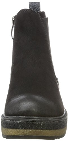 Tamaris Damen 25954 Chelsea Boots Schwarz (Black)