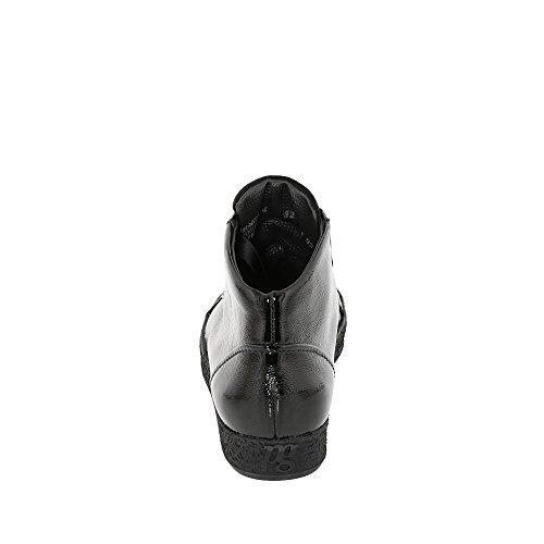 Paul Green 4565-011, Bottes pour Femme Noir