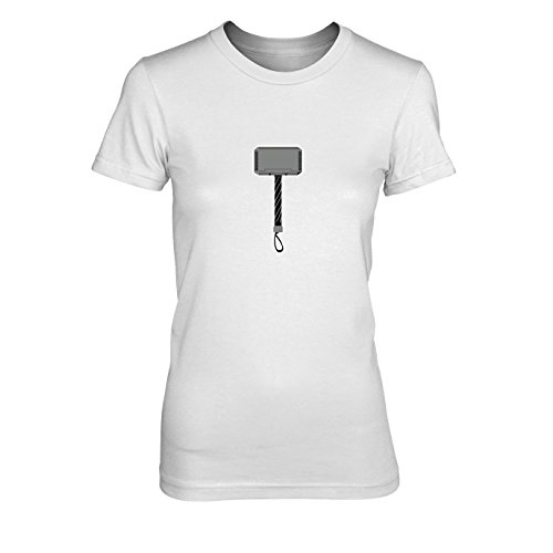 Mjoellnir - Damen T-Shirt, Größe: XL, Farbe: ()