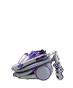Dyson DC08 Telescope Wrap Animal Cylinder Vacuum Cleaner Silver/Lavender