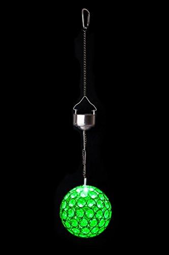 Solarbetriebener Farbwechsel-Lichtball von SPV Lights: Der Solarlicht- & Beleuchtungsspezialist (2 Jahre kostenlose Gewährleistung inklusive) - 3