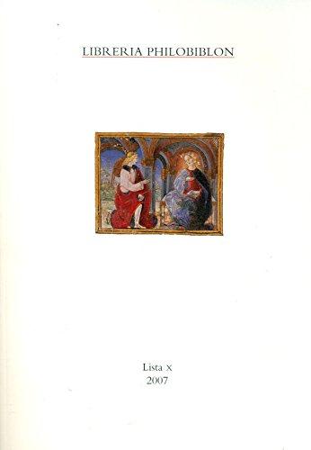 4 cataloghi del 2006-2007