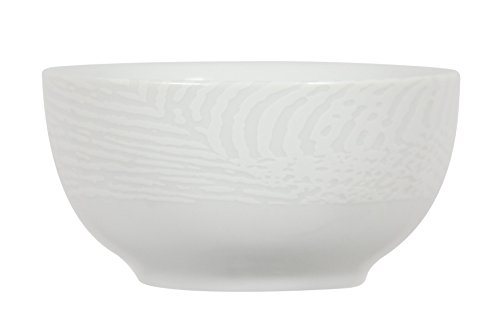 Novastyl 8012712.0 Empreinte Bol Porcelaine Blanc 13 ml Lot de 6