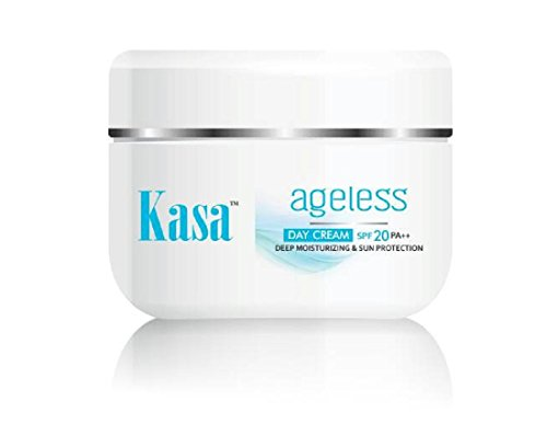 Kasa Cream Anti Wrinkle Cream Skin Tightening Face Cream Day Cream[ with SPF 20 PA++ Sun protection] 50 gms with Elastin & Collagen Booster