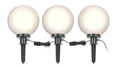 Näve Deko Leuchte 3-er Erdspiess 564123 von Naeve Leuchten GmbH bei Lampenhans.de