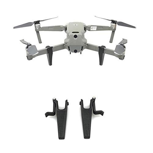 LWYANG 2 STÜCKE Erhöhen Fahrwerk Stativbeine Halterung Erweiterung Kit for DJI Mavic 2 Pro/Zoom RC Drone Spielzeugzubehör Werkzeug