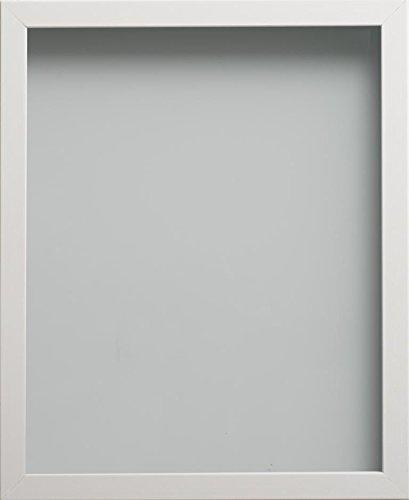 Frame Company Marco de fotos de madera, blanco