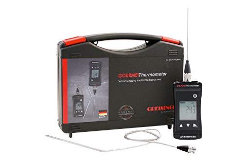 GHM Greisinger Gourmet Set precisión Termómetro