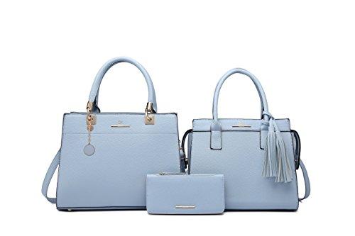 Diana Korr Women's Handbag (Sky Blue)