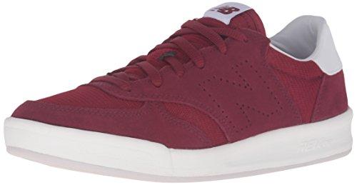 New Balance CRT300V1, Baskets Basses Homme Rouge - Rouge