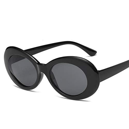Pavo Apasionado Mujeres ovaladas Gafas Sol Moda Nirvana
