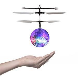 Preisvergleich Produktbild ICOCO Top Neuheit 2016! RC Fliegender Ball mit Disco Lichter!