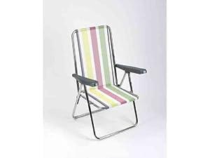 Alco - Hamaca Posiciones Aluminio Fibrelina Colores (Color 26) 1-36726