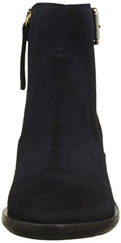 Tommy Hilfiger Damen P1285arson 13b Stiefel Blau (Midnight)