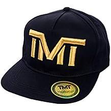 TMT - Visera - para Hombre Negro Negro Talla única