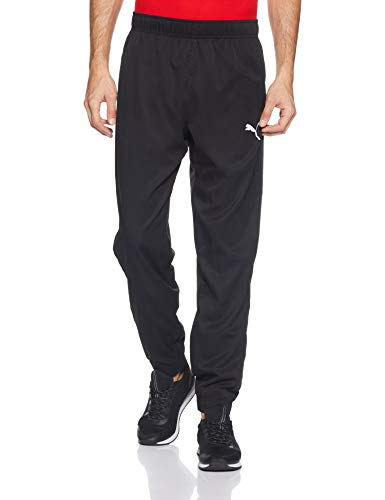 PUMA Herren Active Woven Pants cl Hose, Black, M -