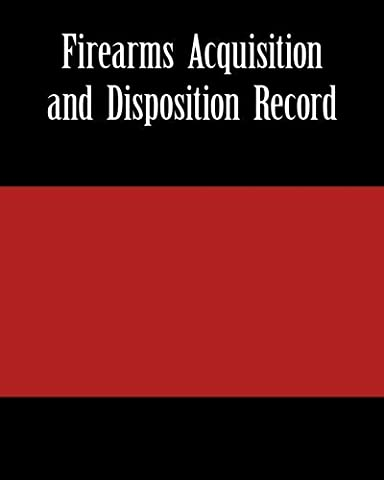 Firearms Acquisition and Disposition Record by Spencer Ash (2015-05-16)