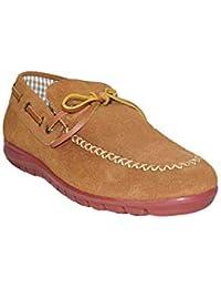 BECOOL Original Sneaker - Zapato BECOD Mocasín 4336 Zapatos Mocasines Piel Hombre Clásicos Confort de…
