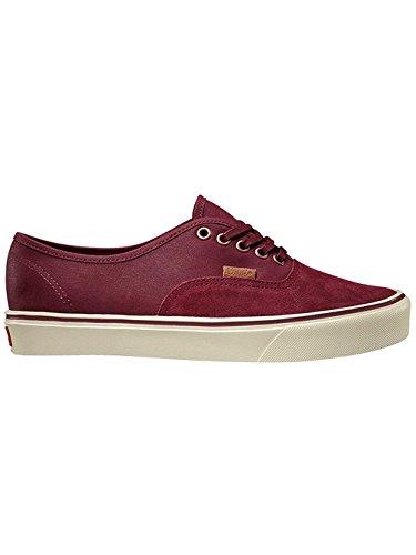 Vans Herren Authentic Lite Sneakers Rot