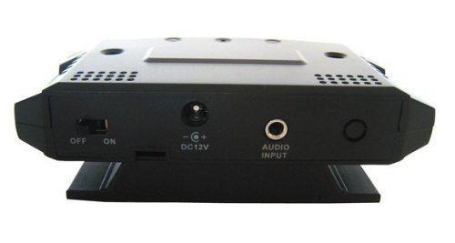 YMPA Kopfhörer IR Infrarot kabellos TV Stereoanlage für daheim zu hause Stereo Bügelkopfhörer Sender Empfänger Transmitter Aux Cinch RCA 220V schwarz IR KH-3 - 2