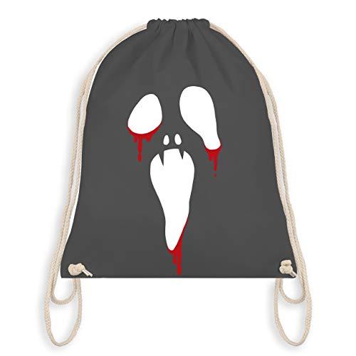 Halloween - Scream Halloween - Unisize - Dunkelgrau - WM110 - Turnbeutel & Gym ()