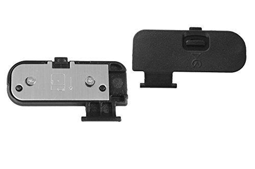 Digital Camera Battery Door Cover Cap Lid Chamber Replacement For Repair Nikon D3200 D3300 D5200 D5300 by MoArmor