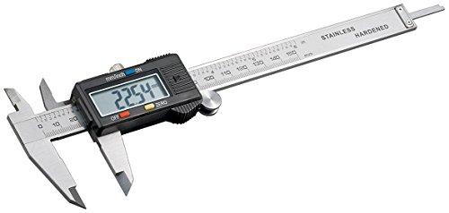 Fixpoint digitale Schieblehre / Messschieber mit LCD-Display 0-150mm