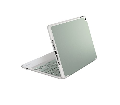 ptastatur für iPad Air 2 schwarz graugrün ()