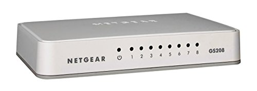 NETGEAR GS208-100UKS 8 Port Giga...