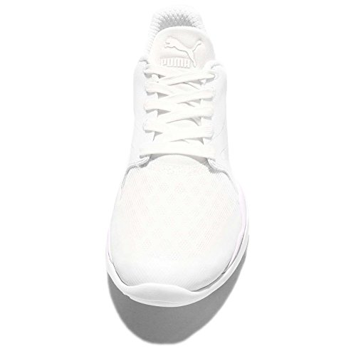 Puma Duplex Evo, Baskets Basses Mixte Adulte Blanc