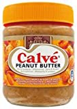 Calvé Erdnuss-Butter Crunchy, mit Erdnuss-Stückchen - 350gr - 4x