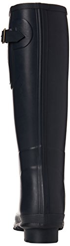 Town & Country TFW2539 The Bosworth Wellington Boots Navy UK Size 3 2