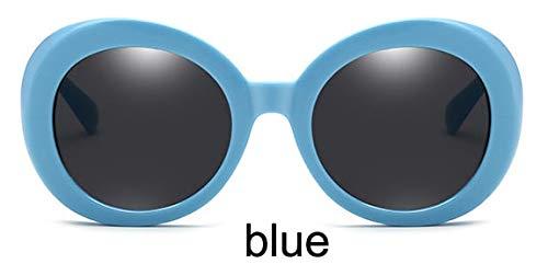 LKVNHP Hohe qualität Shop Cobain Klassische Schwarze Sonnenbrille Frauen runde uvb gradientenSonnenbrille ovalRetromtyj065 blau c3