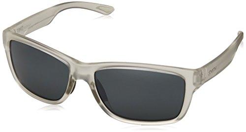 Preisvergleich Produktbild Smith Herren Harbour T4 900 58 Sonnenbrille,  Transparent (Crystal / Black Fl)