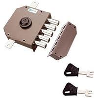 Cerradura de Seguridad Triple de Aplicar 30620 DX 60 Mottura