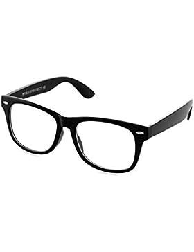 Gafas My Blue Protect®, protección anti luz azul, anti fatiga, filtro UV, unisex para pantalla LED