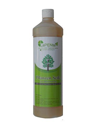 Pflanzen Seife, Neutralseife, natürliche Reinigung Allzweckreiniger 1l - SUPERANGEBOT -