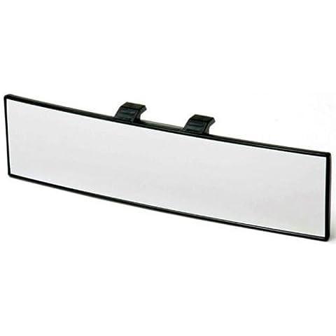 Espejo Retrovisor Panorámico Coche Gran Ángulo Visión 30 cm X 8,5 cm Extra View