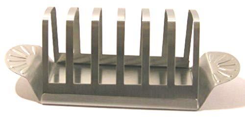 Toastständer - Edelstahl - 19 cm lang